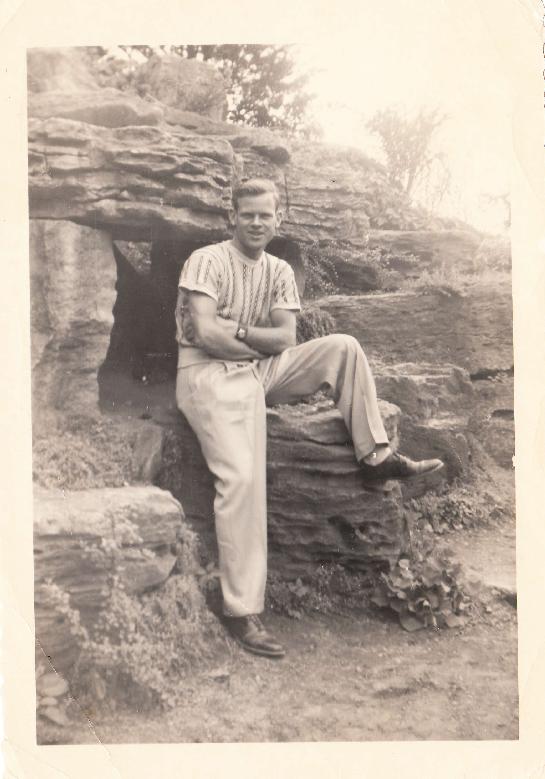 Dad, 1949